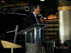 Scott Hahn St. Paul Cruise