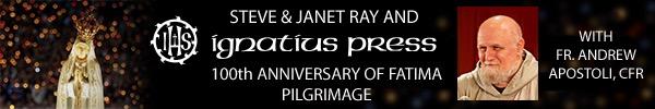 Ignatius Press Pilgrimage header1