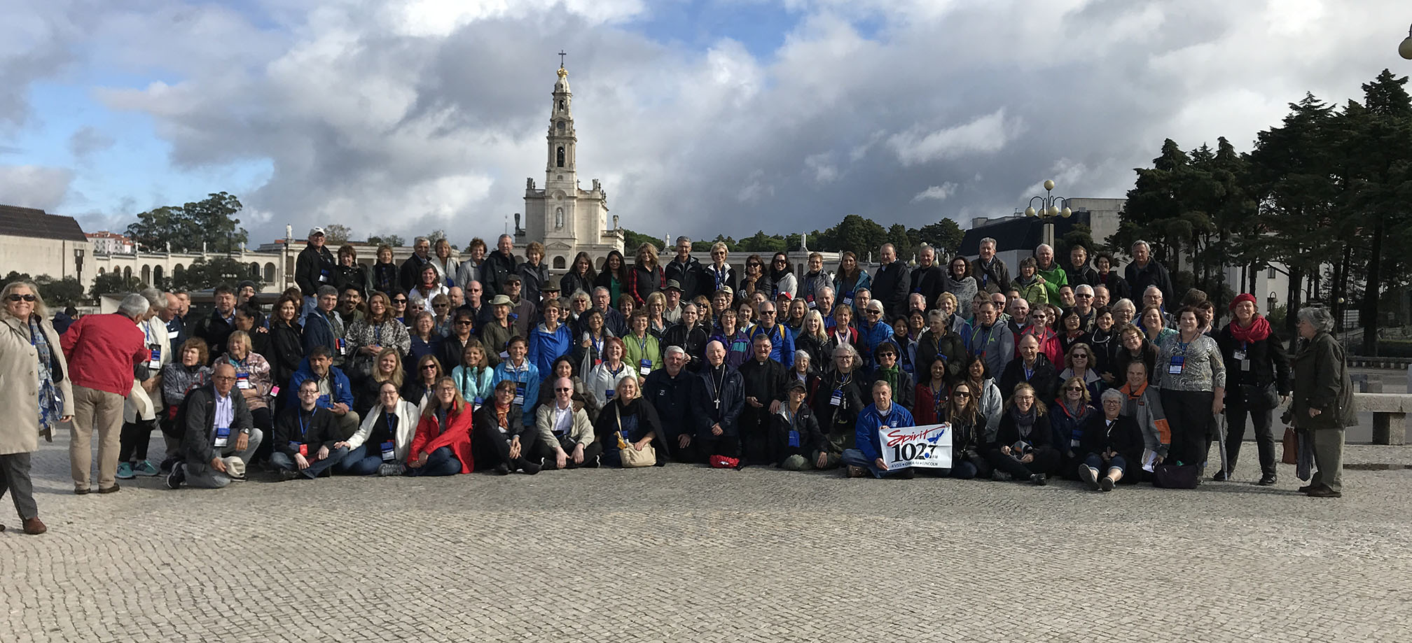 Pilgrimage Group photo - Fatima/Lourdes