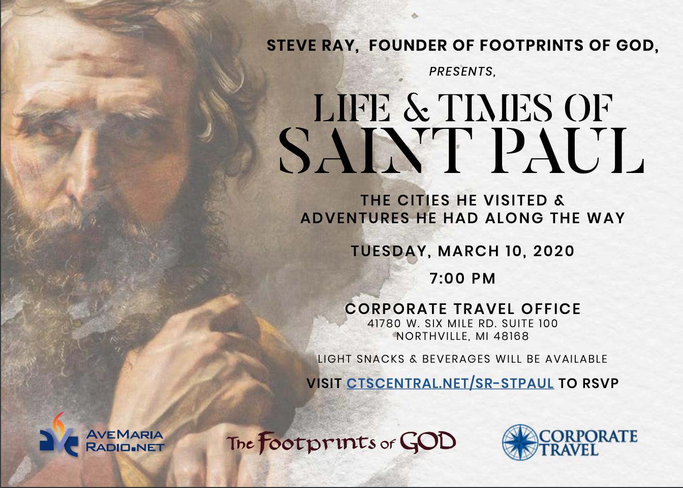 Life & Times of Saint Paul
